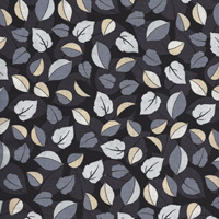 Shades of Grey : Fabric: Floral